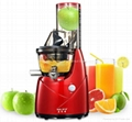 Household Juice extractor Kitchen whole fruit slow juicer 2