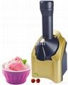 Household fruit ice cream maker Ice crusher factory supply 1