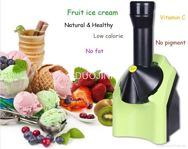 Household fruit ice cream maker Ice crusher factory supply 3