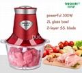 electrical meat grinder  home use mincer kitchen food chopper 1