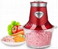 electrical meat grinder  home use mincer kitchen food chopper 2