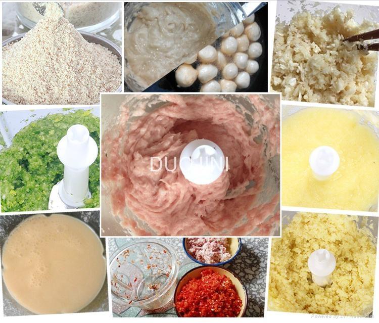 electrical meat grinder  home use mincer kitchen food chopper 4