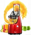Slow juicer, home use kitchen Juice extractor, whole fruit smoothie maker 3