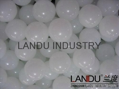High quality pale white color acrylic