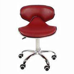 Swivel PU Leather Adjustable Pedicure Chair
