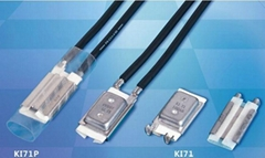 東莞市斯菲特電子KI71電流型溫控開關