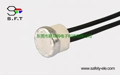 KI67小体积热保护器东莞斯菲特电子供应
