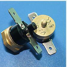 供應KI31圓銅頭M4突跳式溫控開關