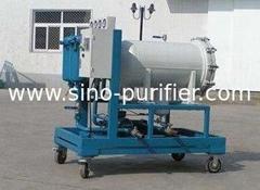 Coalescence Separation Turbine Oil Purifier