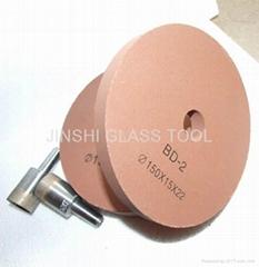 BD glass Polishing Wheel for pencil edge machine