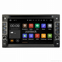 Zonteck ZK-2637A Universal Nissan 2Din Android 5.1 Car DVD Player