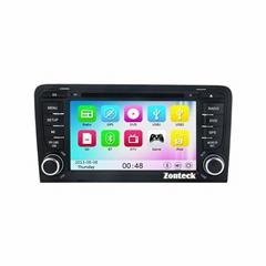 "Zonteck 7"" ZK-7083A Audi A3 Car Radio DVD GPS 3G"