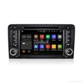 """Zonteck ZK-3047A  7"""" Audi A3 Android 5.1"""