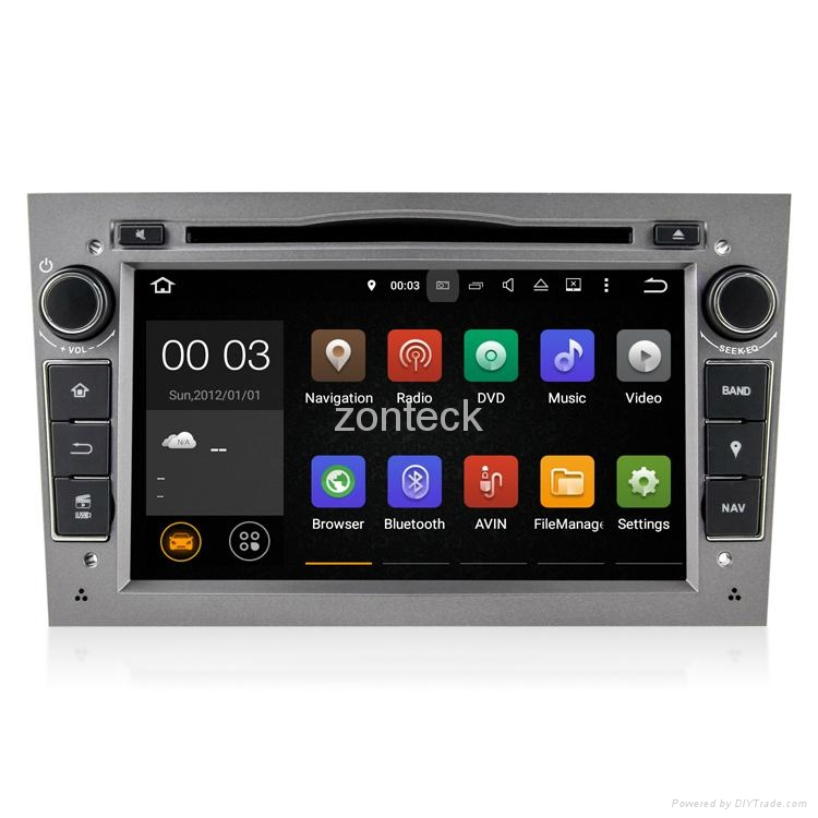 Zonteck Zk 2760f Opel Android 5 1 Car Dvd Gps China
