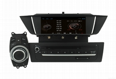 Zonteck 9 Inch ZK-9501B BMW X1 E84 Android 4.4.4 Car DVD GPS