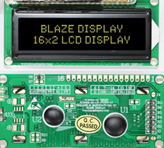 1602 16x2 16x02 Character LCD display module COG