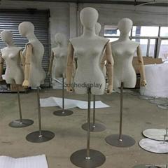 Adjustable dressmaker mannequin professional dress forms