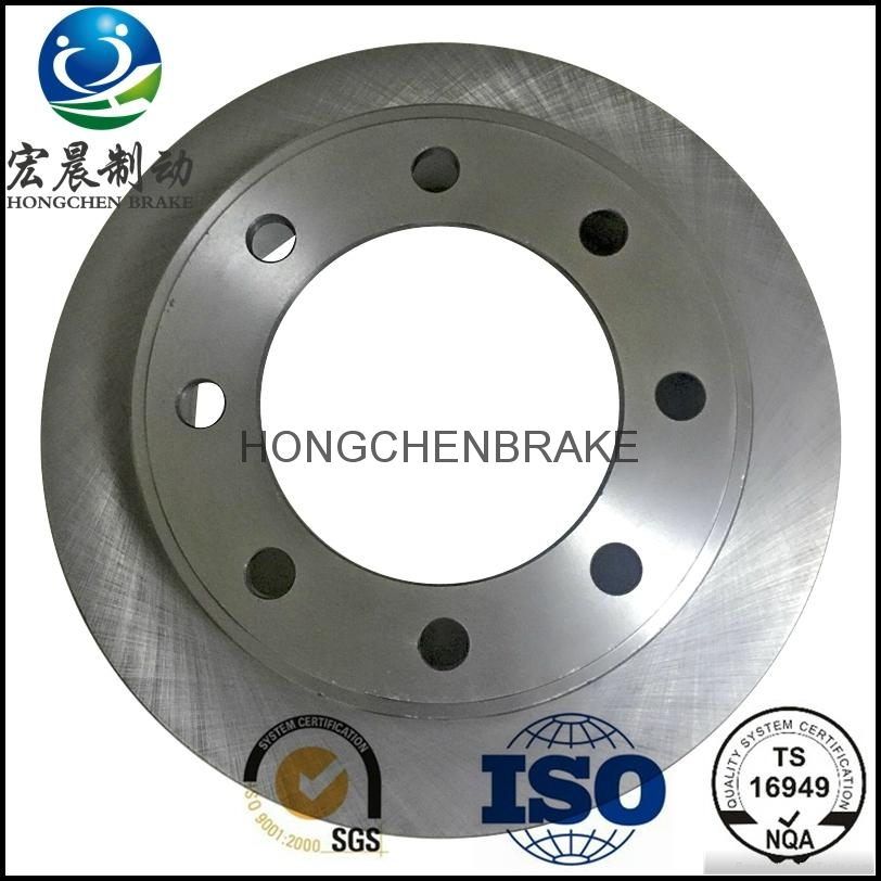 high quality brake disc for TOYOTA 2