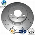high quality brake disc for TOYOTA 3