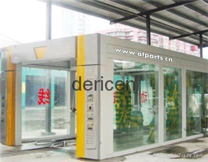 dericen DS-9 Tunnel Car Washing Machine With Dryer 1