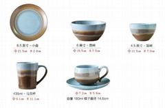 手绘陶瓷餐具套装 CCM-130