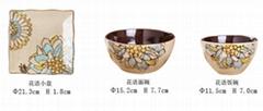 手绘陶瓷餐具套装 CCM-131