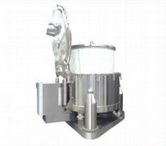 创格立式离心机SD/PD吊袋上部卸料过滤 脱水甩干机高速小型