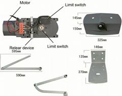Ariticulated Arm Automatic Gate Operators, Gate Opener
