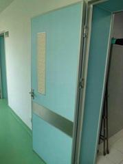 X-ray swing hermetic ,shielding door for hospital