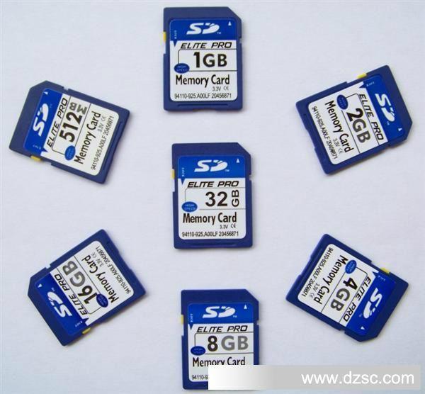 数码相机专用SD卡 深圳市盛创兴业科技有限公司 4