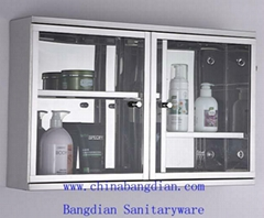 High quality stainless steel bathroom vanity base cabinet from China Manufacture