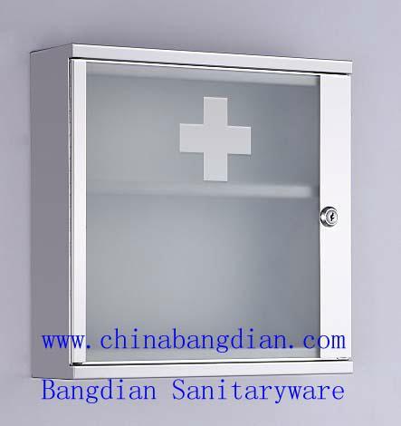 Durable 304 Stainless Steel storage medicine cabinet(7002) 1