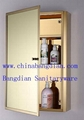 2016 fashion bathroom cabinet with