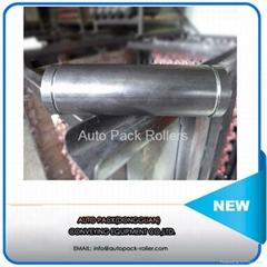 Steel rollers for belt conveyor