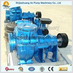 Centrifugal Horizontal Mining Solid transfer Slurry Pump