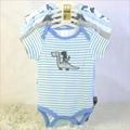 100% cotton baby bodysuits