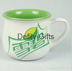Kinds of Ceramic Mug and Pocelain Coffe or Tea Cup