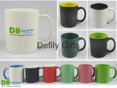 Promotional Gifts Ceramic Coffe Cup and Ceramic Mug