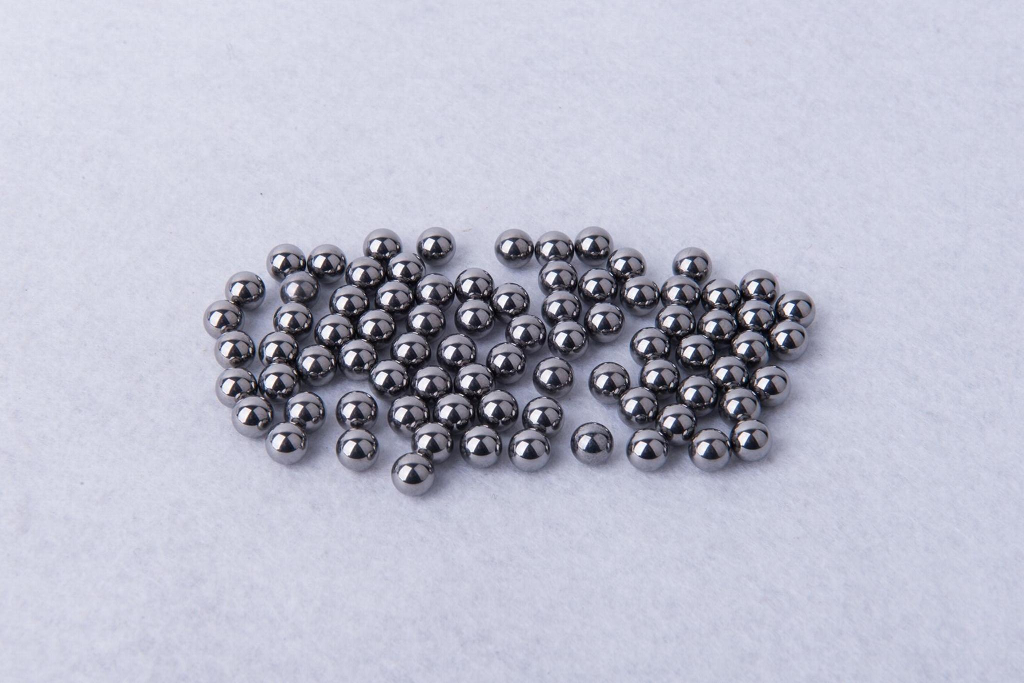 高硬度硬質合金鎢鋼沖孔球光面球耐磨鋼珠 2