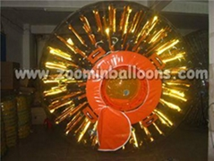 Hot sale crazy Inflatable zorb ball for sale