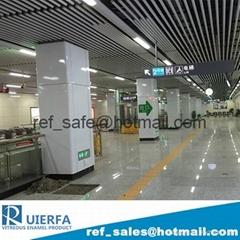 Vitreous enamel cladding panel REF414