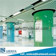Waterproof Vitreous Enamel Panel REF22
