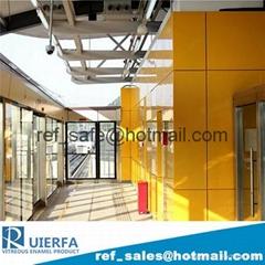 Vitreous Enamel Panel for Interior Wall REF99