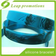Professional Custom Silicone Wristband Silicone bracelet Bulk Silicone Wristand