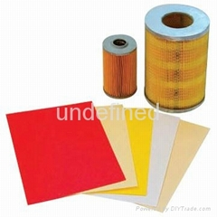Auto filter paper ( air