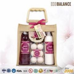 Ecobalance Organic Bath Gift Sets