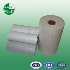Non-woven dust collector bag fabric for filtration industry