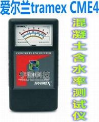 爱尔兰tramex CME4混凝土湿度仪