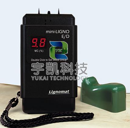 美国Lignomat木材水分计型号Mini-Ligno E/D 2