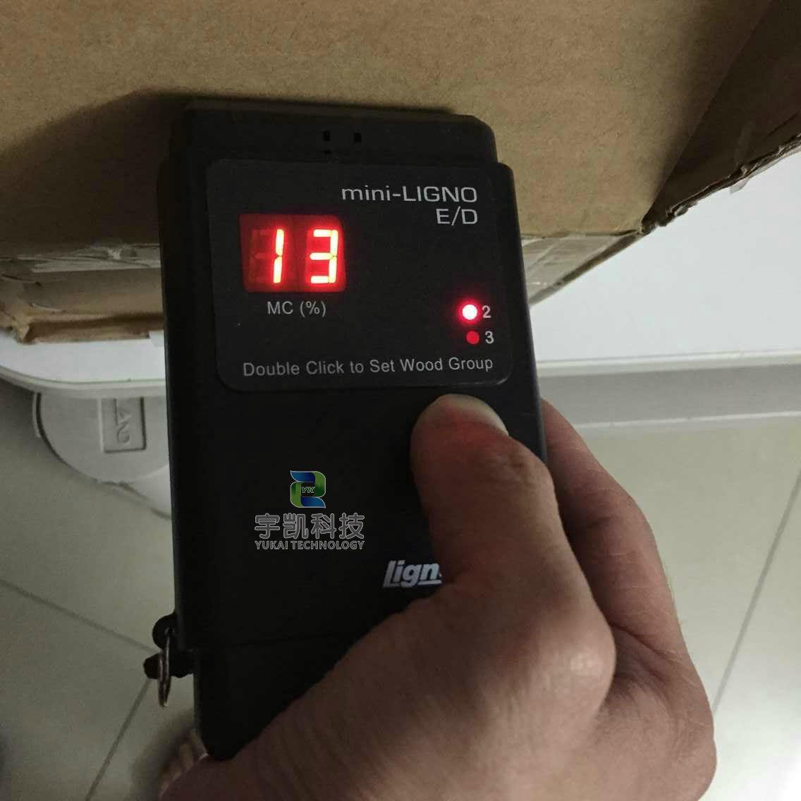 美国Lignomat木材水分计型号Mini-Ligno E/D 4